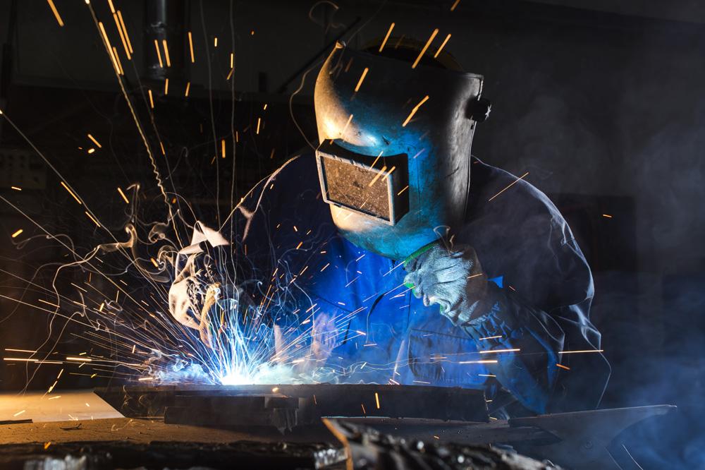 welding argon